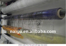 pvc soft film,pvc film blue india