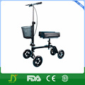 4 wheel foldable knee scooter