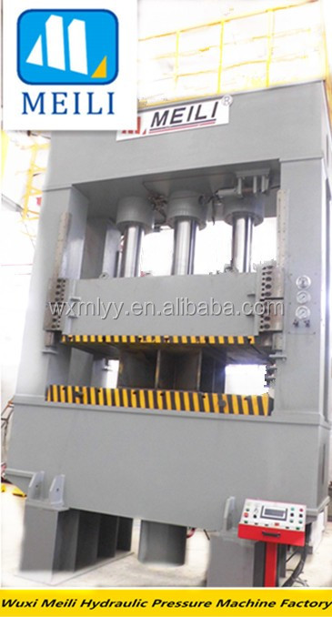 500T huge heating forging hydraulic press machine