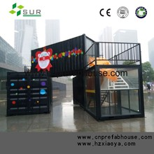 modern design modified shipping Container House Best Sale Only for You