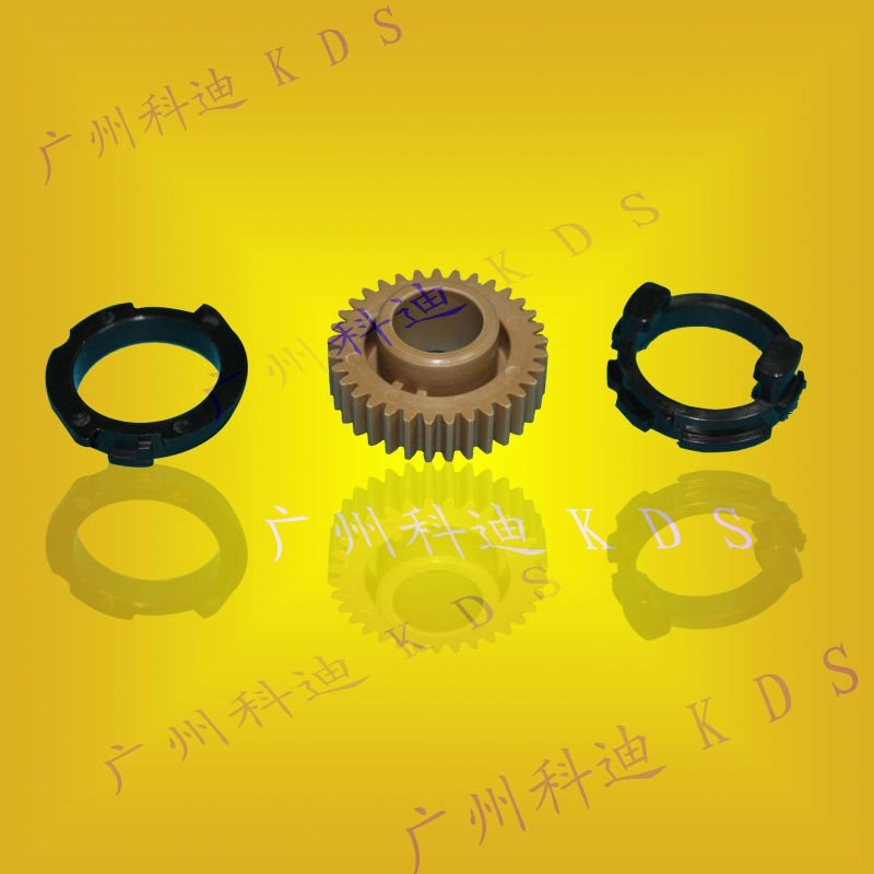laser printer spare parts upper roller gear for samsung 4100 gear spares