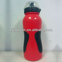 500ml Gripper Clear Drink Water Bottle Any Color