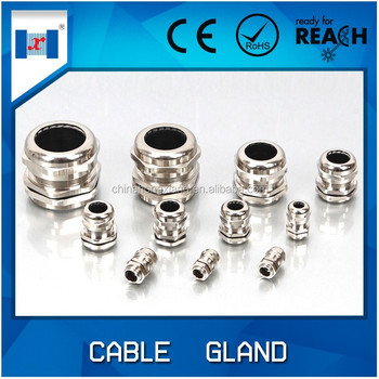 Low price Brass 2 pin connector for cable