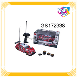 Powerful Plastic 1:16 4CH RC Car Toy For Kids