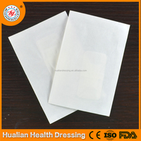 Buy first aid emergency sterile absorbent wound dressing pad in ...
