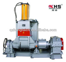 Rubber splitting machine