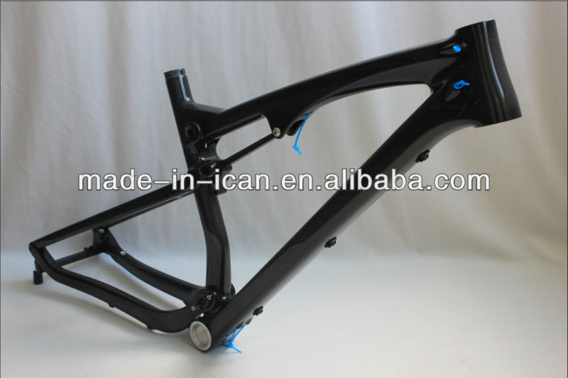 OEM design suspension carbon mountain bike AC076 MTB 26er specialized carbon mountain bike frames
