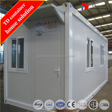 30ft Eco friendly container hotel for sales