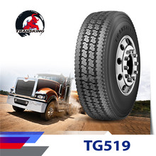 TRANSKING Brand all steel radial tires heavy duty truck parts 295 75 22.5 295/75r 22.5 truck tires