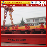 Copper ore production line of flotation cell for copper concentrate