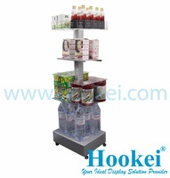 Customized Acrylic Product Display Stand for Retail Chain Stores