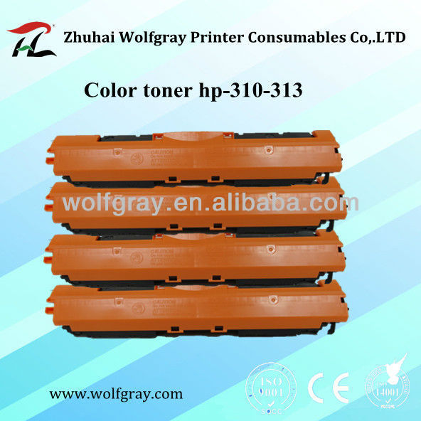 Compatible for HP CE313A toner cartridge