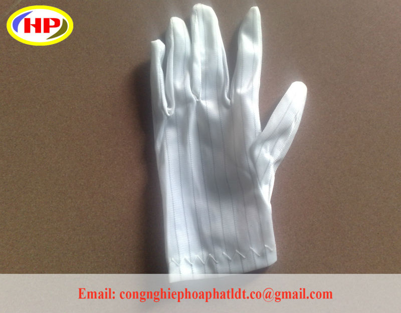 High quality Anti static hand gloves