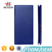 Guangzhou supplier genuine leather women wallets for girls