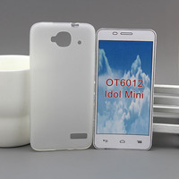 Hot tpu case for alcatel one touch idol mini ot6012