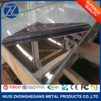 202 Mirror Stainless Steel Sheet Colored Sheets of High Quality with Competitive Price in China