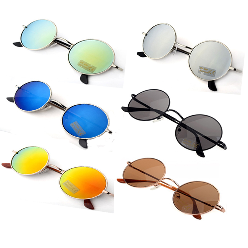 China Sunglasses Manufacturers Round Safety Sunglass
