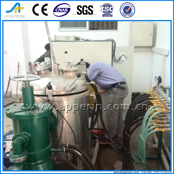 300kg Cyclical vacuum induction melting furnace used electric arc furnace
