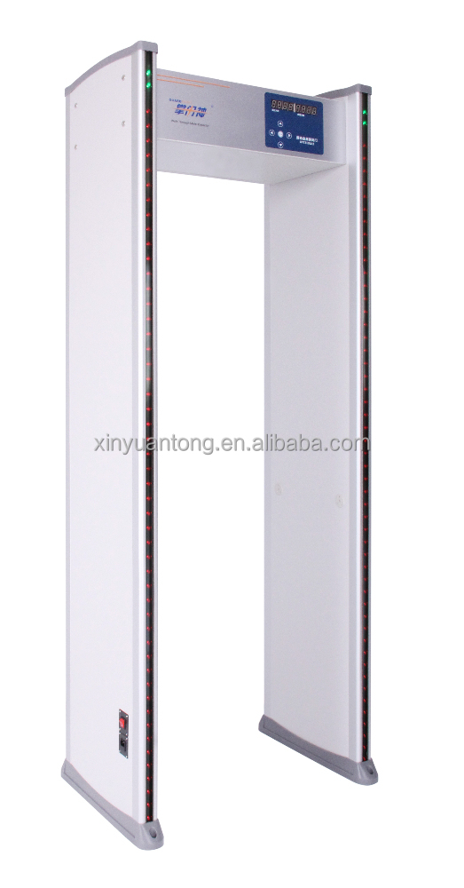 Hot Selling Indoor Super XYT2101A2 Walkthrough Metal Detector Door