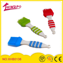 Custom Silicone Pastry Brush and Basting Brush Great for BBQ Grilling u0026 Baking