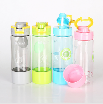 Hot sale cheap plastic water bottle in stock wholesale plastic drinking water bottle