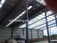 Good design steel structure building