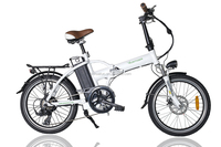 folding electric bike 20inch