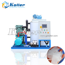 Aliexpress 5 tons/day Dry Flake Ice Machine From China Supplier Koller