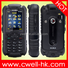 Original SEALS VR7 IP67 Waterproof phone 2.0 Inch low cost mobile phone with gps