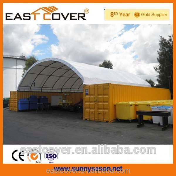 China Manufacturer container storage,storage container tents,sun shelter canopy