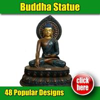 Made in China antique bronze buddha figures for sale