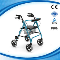 Good quality walking aids with basket MSLRE01-M