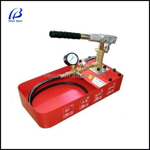 Hydraulic Water Testing Pump Manual Test Pump ZD-50-1 Measuring instrument