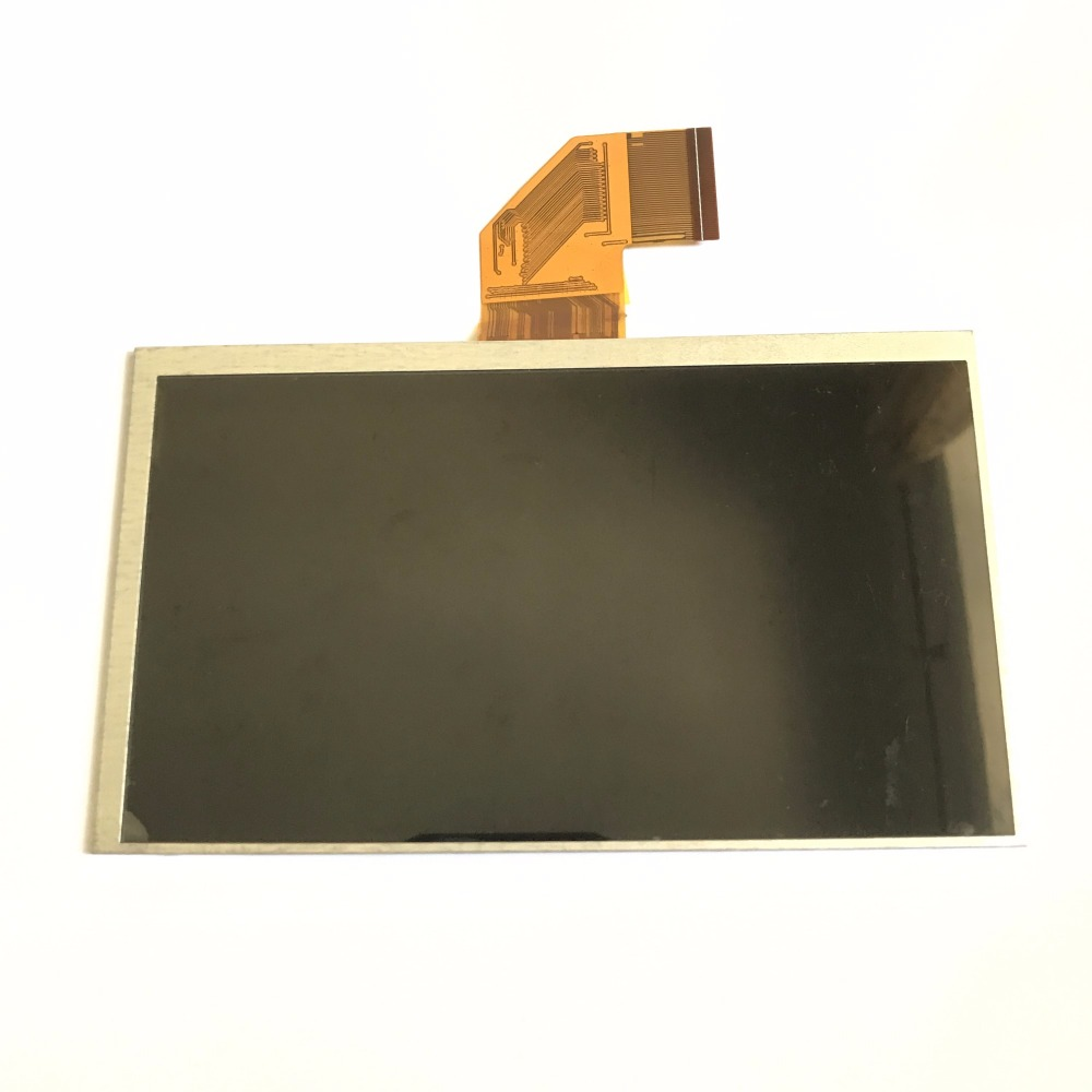 hot sale 7 inch tablet lcd for 50-pin curved flex lcd display HD