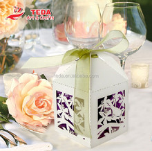 2014Teda Party Favor Event & Party Item Type and Event & Party Supplies Type paper BOX