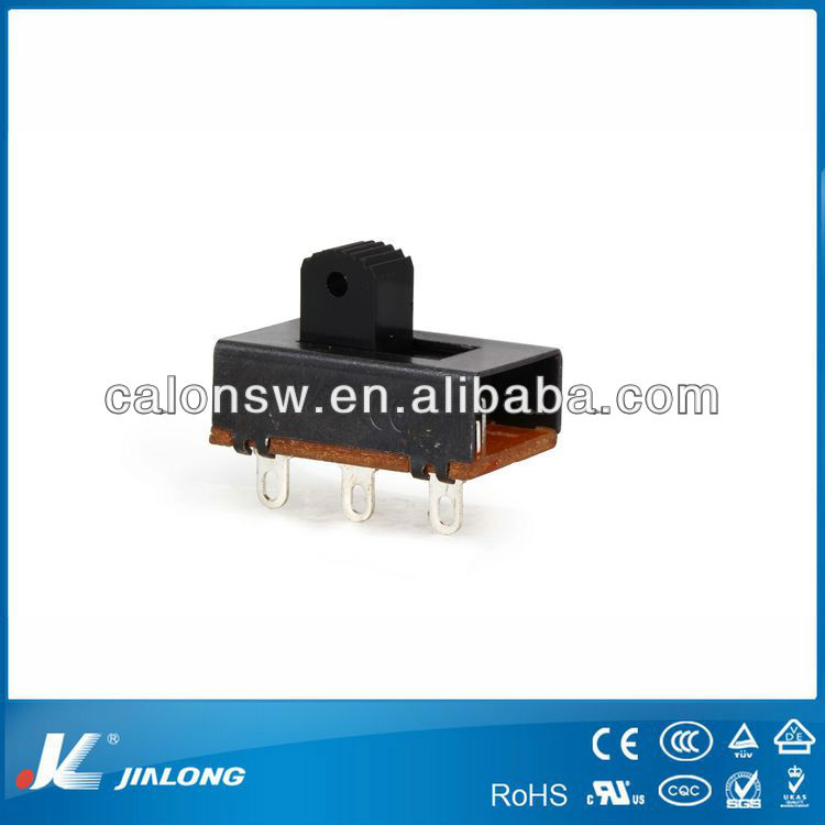 slide switch for hair dryer