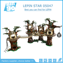 Best Lepin Wholesale 1990pcs 05047 Star Series War E Set wok Village Lepin Star Building Block