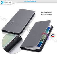 Stylish ultra slim pu leather for galaxy A5 flip cover, for Samsung A5 flip case