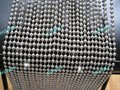 Pendulous Metal Bead Chain String Curtain