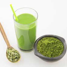 Bulk organic matcha green tea powder