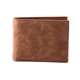 wholesales PU men coin purse wallet young students hidden leather purse hot selling on amazon aliexpress