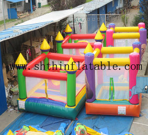 inflatable jumping bouncer for toddler