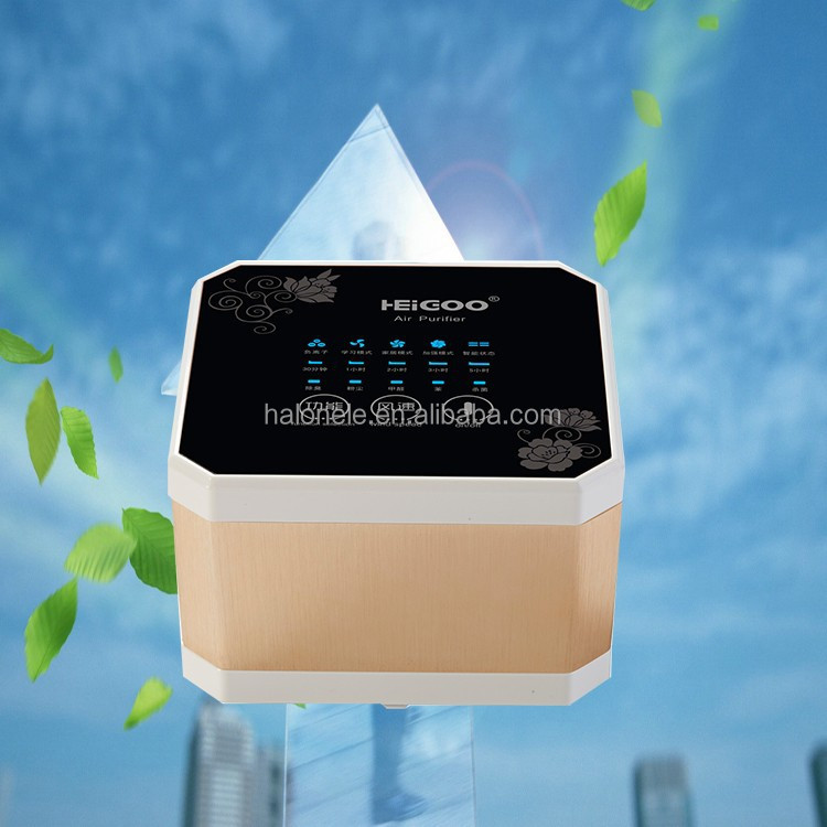 Air Purifier With UV Light , Air Purifier Ionizer Dust Collector , Air Purifier Hepa Filter