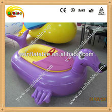 Lovely&electric animal-shaped water bumper for Children