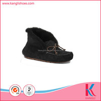 popular selling snow booties unisex Alena moccasin alibaba shoes