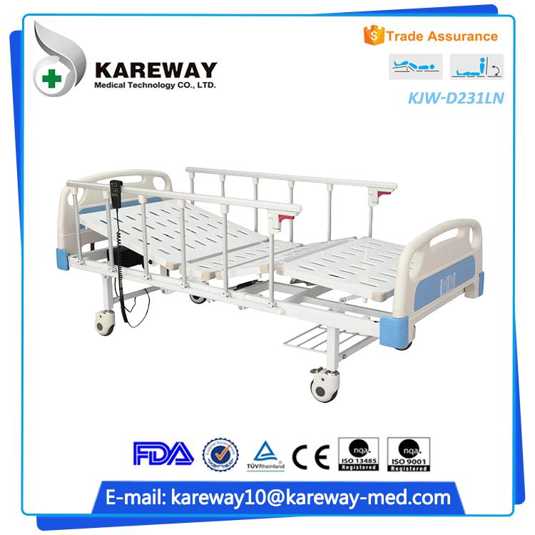 Alibaba china cheap hill rom 2 functions hotel folding bed