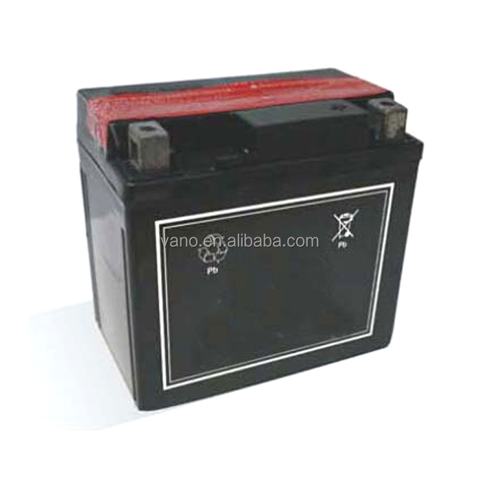 Maintenance-Free Dry Charged Lead Acid YTX5L-BS Motorcycle Battery
