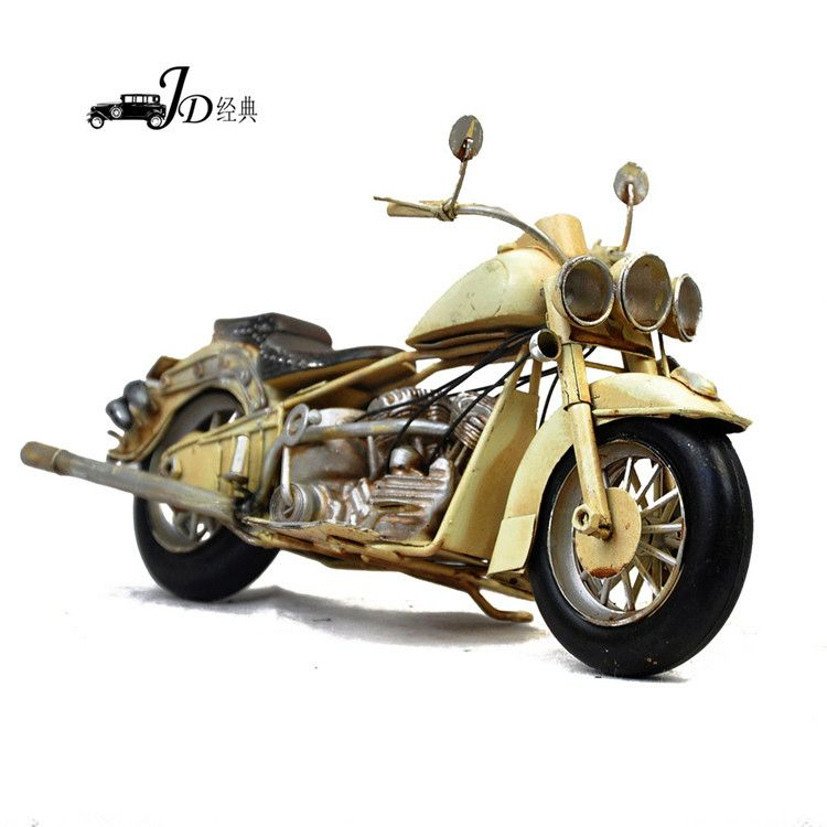 Hot Selling custom design scale motorcycle toy model with many colors