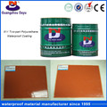 High Strength Good Elongation Rate Polyurethane Roof Coating