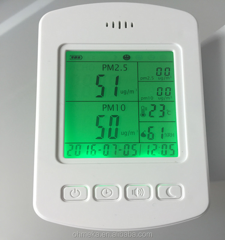 JSM-136S pm2.5 detector of indoor air quality monity TVOC Air Quality <strong>Tester</strong> Detector formaldehyde <strong>tester</strong>